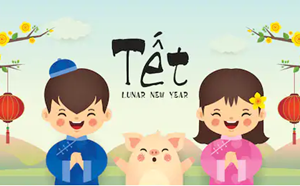 Tet Lunar New Year! - article thumnail image